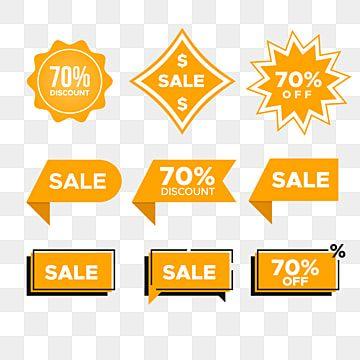 Colecao De Etiqueta De Preco De Venda Em Estilo Simples Para Promocao De Venda Desconto Icone Preco Imagem Png E Vetor Para Download Gratuito New Instagram Logo Prints For Sale Spring
