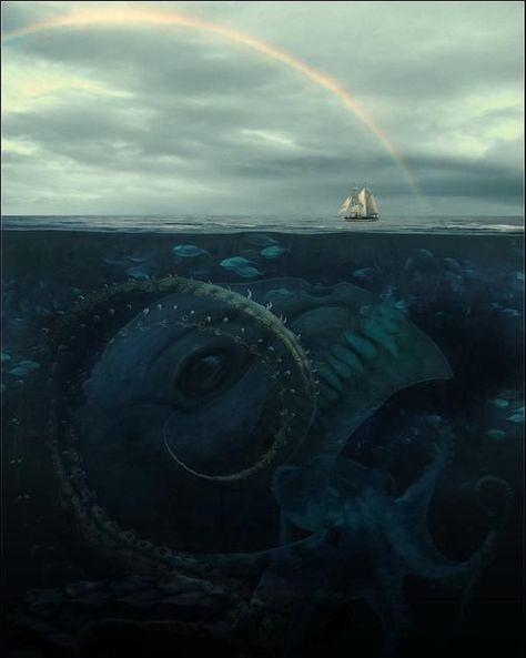 Under Da Sea - Sea Monsters Dump - Album on Imgur