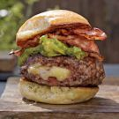 Try the Stuffed Burgers with Pepper Jack Cheese Recipe on Williams-Sonoma.com