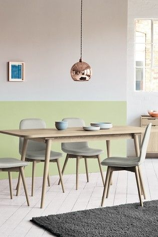 Buy Stockholm 6 8 Seater Dining Table From The Next Uk Online Shop