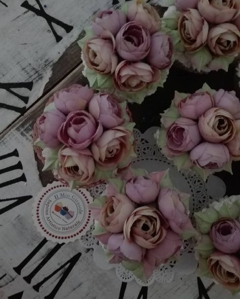 Fiori Tipo Rose.Soaps Cupcakes Il Mio Girasole On Instagram Rose Rose