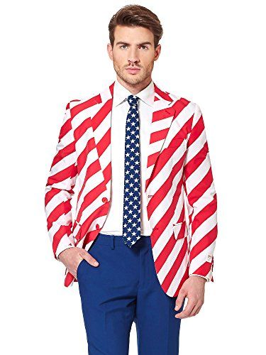 The King Of Jackets American Flag Budweiser Jacket American Flag Clothes Flag Outfit American Flag Suit
