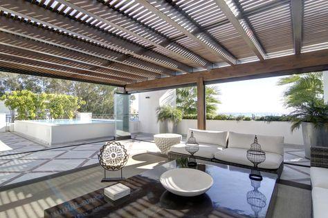 Penthouse Terrace Terrazas Casas Y Terrazas Y Porches