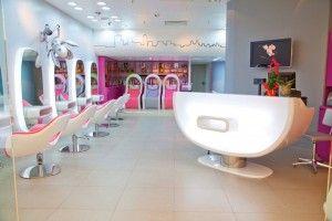 Global Gallery Salon Spa Design Design X Mfg In Ct Usa In 2020 Beauty Salon Design Kids Salon Salon Decor