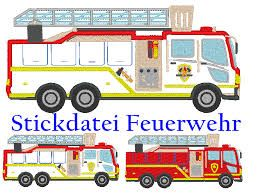 Stickdatei Freebie Feuerwehr Google Suche Stickdateien Sticken Feuerwehr