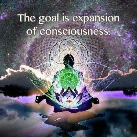 Resultado de imagem para Expansion of consciousness