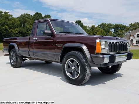 Jeep Trucks For Sale And Jeep Truck Parts 1988 Jeep Comanche