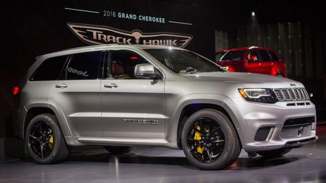 Great Jeep Trackhawk Hellcat J S Next Car When The Explorer Or