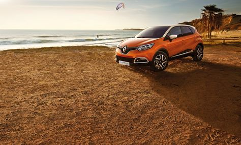 Foto Captur The Best Suvs And Crossovers New Renault Cars