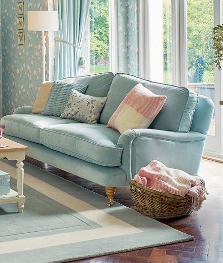 Sofas & Chairs | Laura Ashley | Home, Home furnishings, Sofa ...