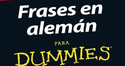 Frases En Alemán Para Dummies Varios Autores Pdf Descarga