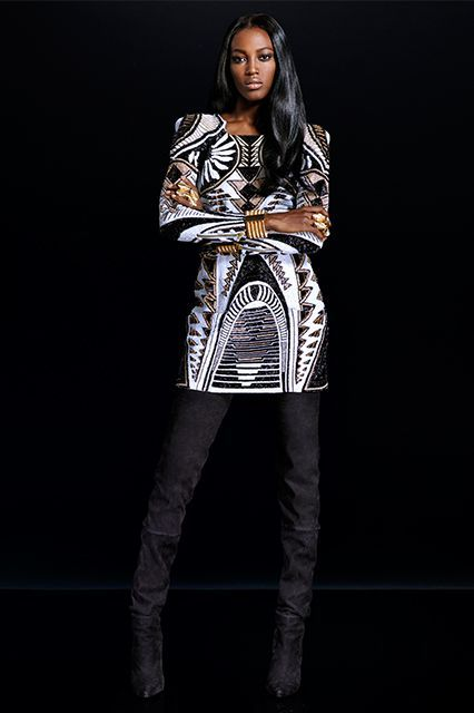 Updated: Every Single Piece From The Balmain x H&M Collab #refinery29  http://www.refinery29.com/2015/10/95805/balmain-hm-collaboration-lookbook#slide-78  ...