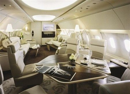 Jet Fashion Custom Private Jet Interior Interior Aircraft