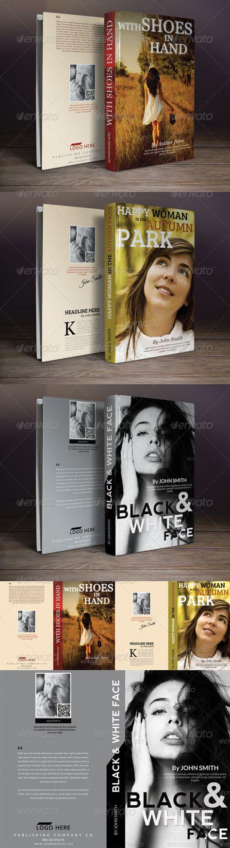Book Cover Templates Bundle