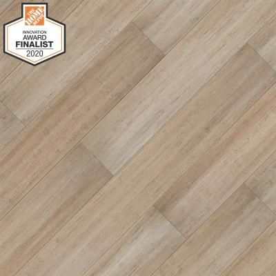 Lifeproof Charlestone 7 Mm T X 5 2 In W X 36 22 In L Waterproof Engineered Click Bamboo Flooring 13 07 Sf Case Hl671 The Home Depot In 2020 Flooring Bamboo Flooring Oak Laminate Flooring