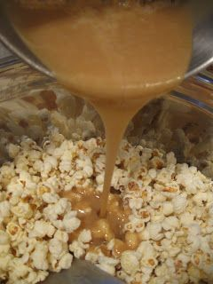 Soft Caramel Popcorn Soft Caramel Popcorn Caramel Corn Recipes Sweetened Condensed Milk Recipes