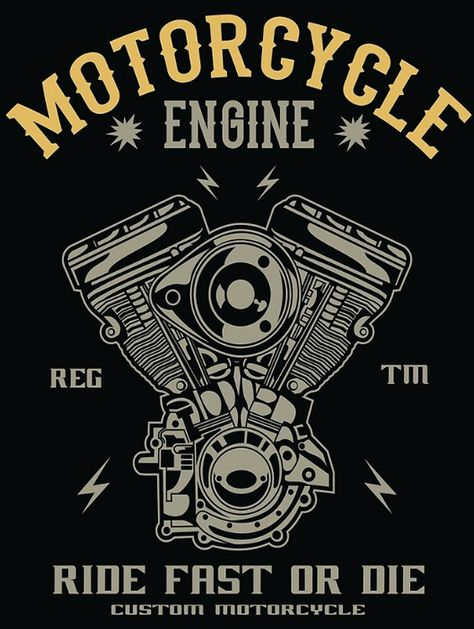 """Part of """"Motorcycle"""" collection, available for shop"""