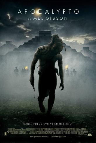 Apocalypto 1540x1823 Movie Posters Thriller Action Adventure