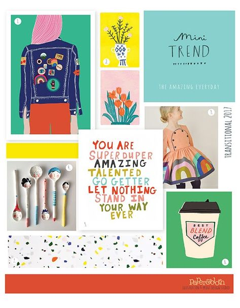 Today we're celebrating all the little things that make life lovely. From a fresh vase of flowers, a shiny new addition to your jacket pi...