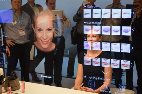 Panasonic is asking IFA visitors to cast their mind into the future and has given them a vision of how their homes will look in the future
