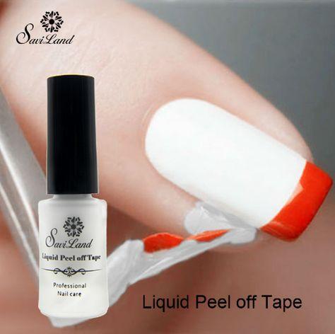 Гель для защиты кожи от лака для ногтей Нашла здесь - http://ali.pub/jfbh0
