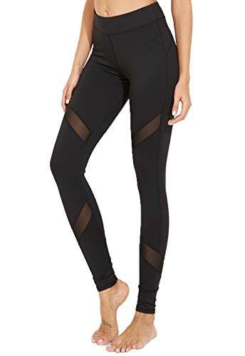 Mode F/éminine Leggings Dentra/înement Fitness Sports Gym Running Yoga Pantalon Athl/étique Par Xinantime Yoga Leggings Gris Bleu Orange Femme