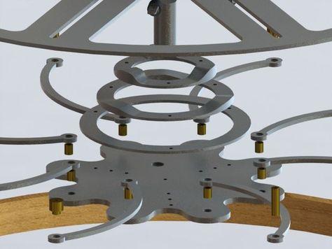круглый раздвижной стол мебель трансформер у 2019 р Pinterest