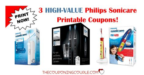 photo relating to Philips Sonicare Coupons Printable known as 3 Philips Sonicare Printable Coupon codes ~ $35 in just Cost savings