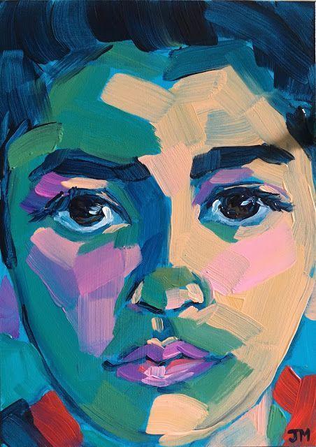 Jessica Miller Paintings: Half-Hour Portraits This Weekend! - #jessica #miller #paintings #portraits #weekend -  Jessica Miller Paintings: Half-Hour Portraits This Weekend!   Gefällt mir 11 Jessica Miller Paintings: Halbstündige Porträts an diesem Wochenende!