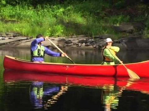 brand new 0b521 4bef0 How to Paddle a Canoe Backwards | How To Articles - Paddling ...