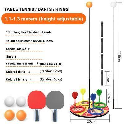 Advertisement Ebay Table Tennis Robot Ping Pong Training Machine Ball Trainer Ferrule Magnetic Dart Table Tennis Table Tennis Robot Table Tennis Racket