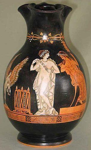 Euthymides Belly Amphora Greek Art Ancient Greek Pottery