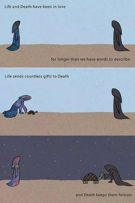 Life and Death in Love