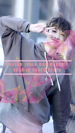 K Pop Idols Born Overseas K Pop Amino Kpop Idol Idol Kpop