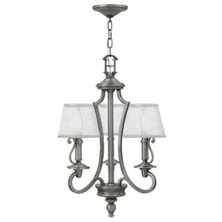 Hinkley Plymouth 3 Light Chandelier