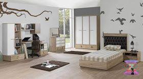 غرف نوم أطفال مودرن 2020 2021 واحدث التصاميم لغرف ألأطفال بأفكار جديدة ومميزة Room Home Decor Furniture