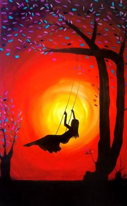 Super painting ideas on canvas for beginners mobiles 70+ Ideas #painting