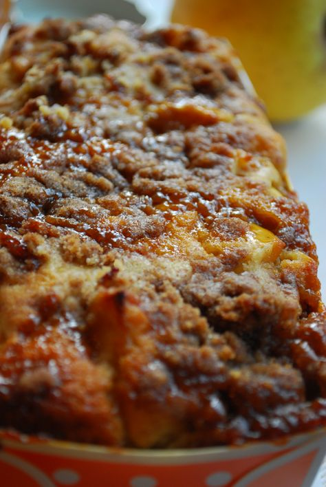 Caramel Apple Bread ~ this is a quick bread with total yumminess...