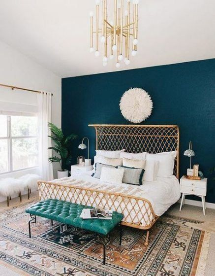 Pin On Accent Wall Bedroom
