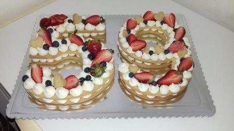 Svadobná punčová tortička   Tort