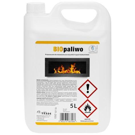 Biopaliwo Bioetanol Do Biokominka 5l