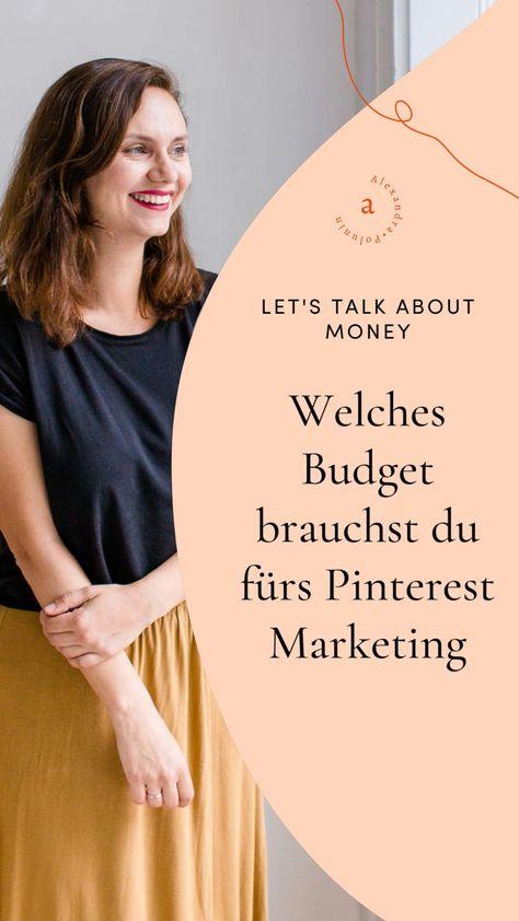 Was kostet Pinterest Marketing