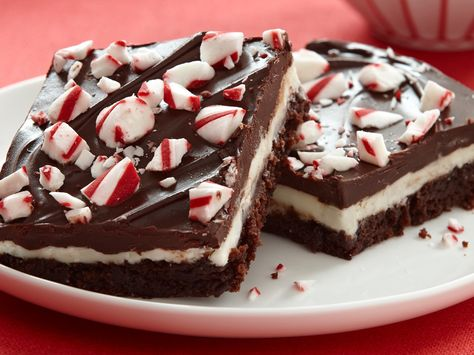 Peppermint Bars... maybe