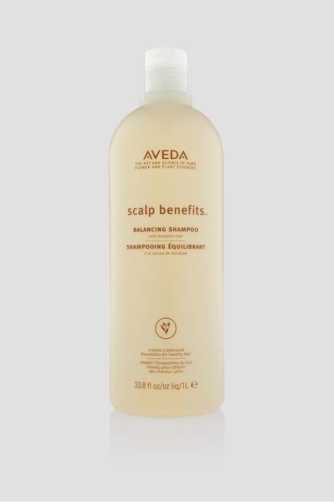 شامبو سكالب بينيفتس لموازنة ترطيب الشعر 1000 ملل Shampoo Pure Products Shampoo Bottle