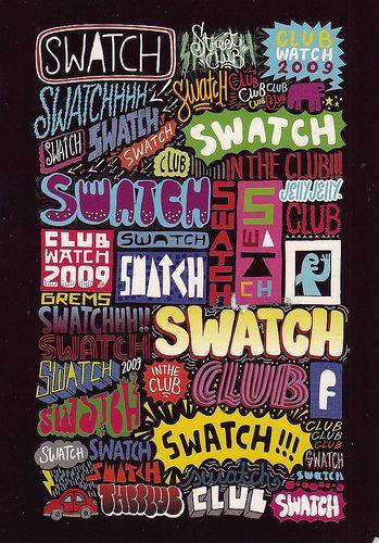 Swatch Ad