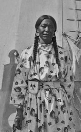 Hvit jente dating Native American