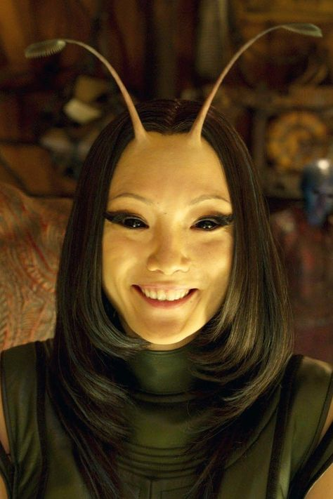 Guardians of the Galaxy 2: What Mantis Looks Like Without Her Antennae