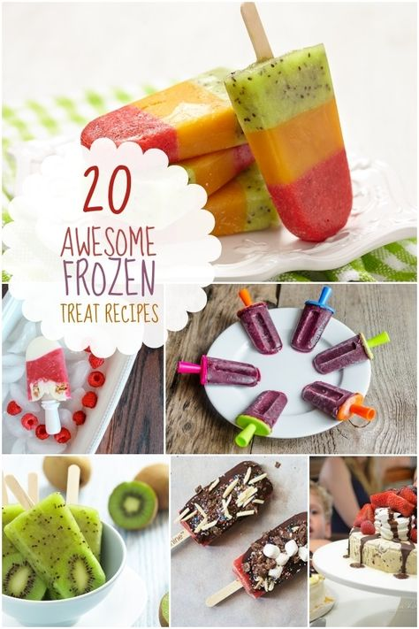 20 Frozen Treats