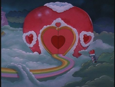 Animated Movies Image: The Care Bears Movie
