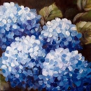 Image Result For Flower Painting Acrylic Easy Acrylic Painting Flowers Hydrangea Painting Flower Painting